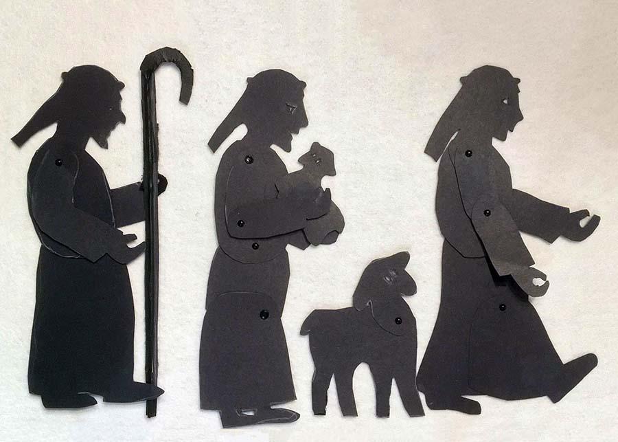 Shepherds — Past Times Nativity