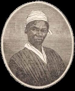 Depiction of Sojourner Truth, 1850